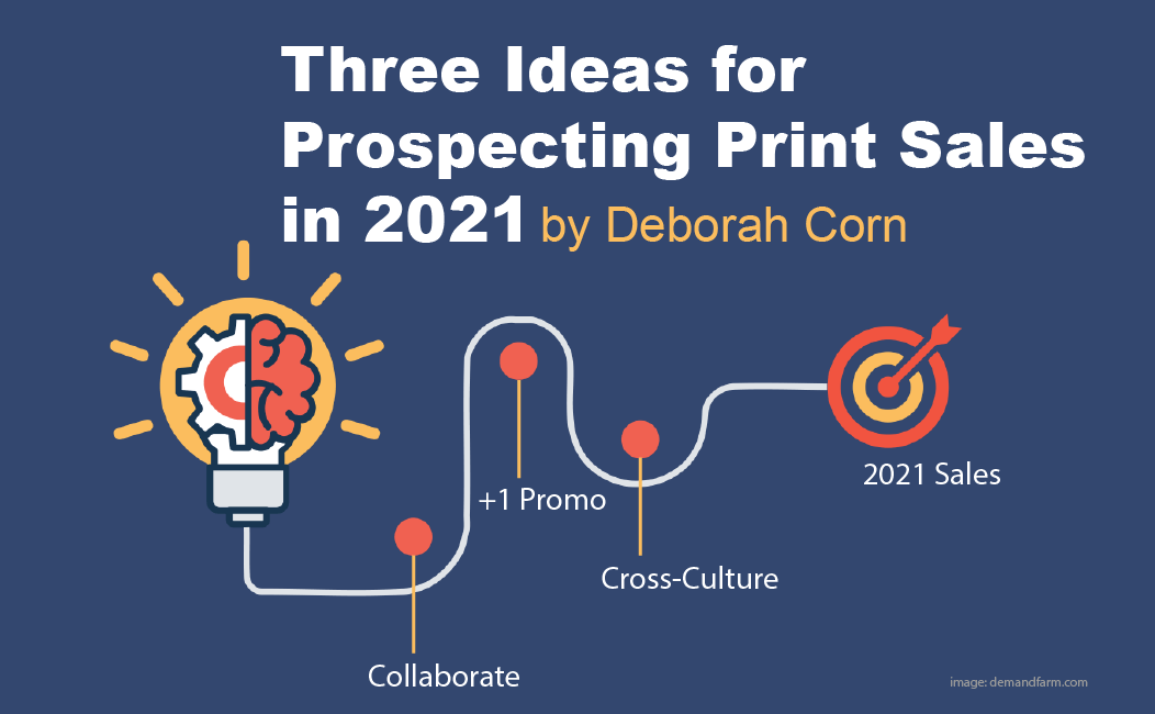 Three Ideas for Prospecting Print Sales in 2021